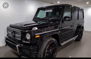 Looking for Mercedes G class