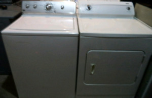 MAYTAG WASHER AND KENMORE DRYER FOR SALE!