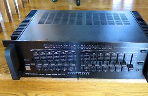 Ampli de puissance Realistic SPA-100 vintage power amp
