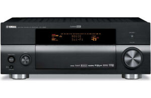 Yamaha Stereo or Surround 7.1 Receiver  with Remote+ HDMI