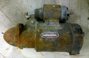 1953-195? Cadillac Starter 12Volt