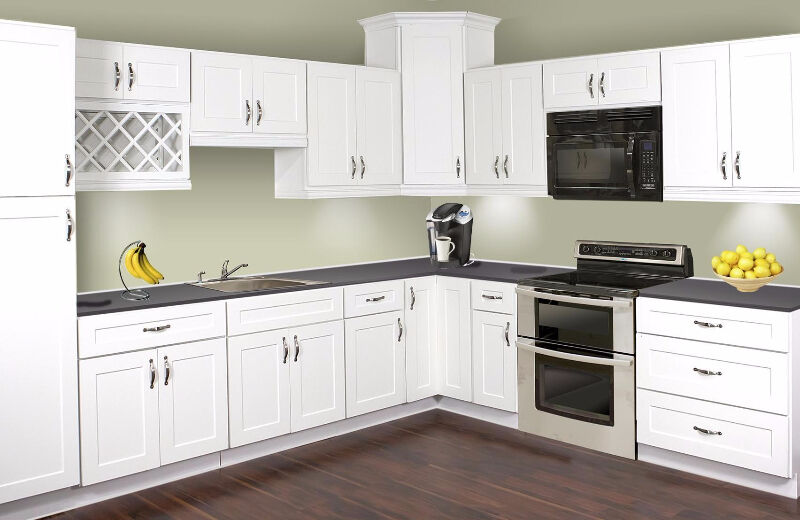 9 Piece Kitchen Cabinet Sale Cabinets Countertops