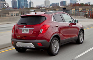 2016 Buick Encore Leather SUV, Crossover