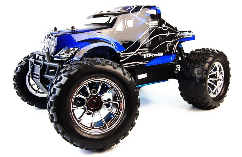 Top Considerations for Buying a Nitro RC Car