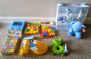 Baby Shower Gift Bundle Set (All Brand New)