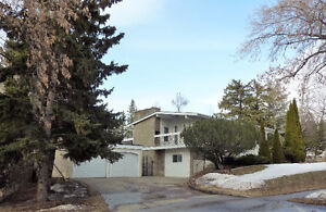 BI-LEVEL WITH WALK-OUT BASEMENT + DOUBLE GARAGE