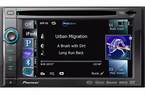Pioneer AVIC-X930BT Navigation Receiver Deck