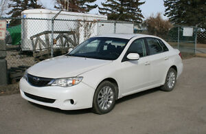 2009 SUBARU IMPREZA SEDAN (Automatic) LOW KMS
