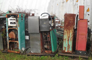 Vintage gas pumps for sale prices starting at $100 London Ontario image 2