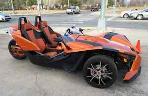 Calling all Polaris Slingshot Owners.