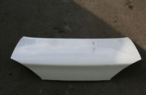 JDM NISSAN S15 SILVIA Spec-R OEM TRUNK LID WITH NO HOLES (99-02)