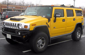 HUMMER H2 WANTED  PAYS CASH  $$$$