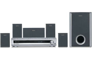 "50"" SONY WEGA TV + HOME THEATRE DVD SYSTEM FOR SALE"