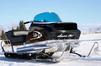 WANTED: vintage arctic cat snowmobiles