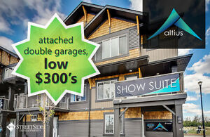 Altius Townhouses/1502sq.ft/3Bedroom/2.5Bath/Double Att.Garage Edmonton Edmonton Area image 7