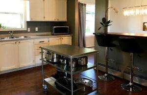 Kitchen Island Cart