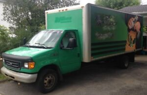 2003 Ford F-450 Fourgonnette, fourgon