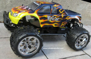 New RC Truck Nitro 1/8 Scale HSP Tornado Pro 4.57cc Engine 4WD
