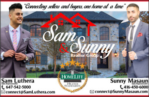 Looking to buy a home? Call Us Now ...... 416-450-6000
