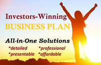 I Will Prepare An Awesome Business/Financial Plan