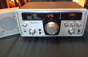 Allied/Realistic SX-190 Shortwave receiver works well