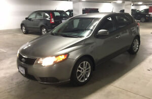 2012 Kia Forte EX Hatchback (Low Km) Fully Loaded mint condition
