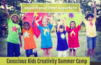 Conscious Kids Summer Day Camp!