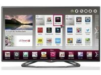 LG 42LA620V 42 Inch Smart 3D LED TV.