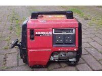 Honda EX 1000 Portable Generator