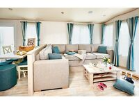 Luxury Static Caravan Holiday Home for sale in Swanage, Dorset, Sea view pitches available
