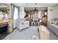 Brand New Static Caravan On Stunning Site With Secluded Beach