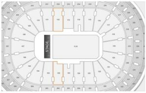 Four P!nk Tickets Montreal