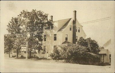 Hampton Nh Winnicummett Inn C1920s 30S Real Photo Postcard