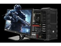 BUILT YOUR OWN DESKTOP GAMING PC - PC Specialist Gaming PCs