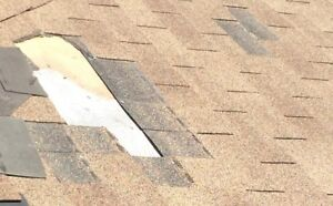 Roof repair with warranty call Russell @ 4168375289