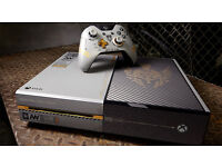 Looking to Swap Xbox One - 1TB Call of Duty Advanced Warfare Limited Edition Console for PS4