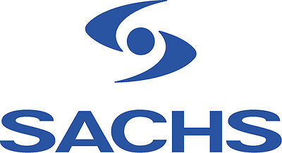 Clutch Release Bearing and Slave Cylinder Assembly SACHS fits 00-11 Ford Focus