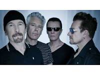 U2 2x Tickets at the O2. London