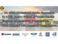 COMMERCIAL VEHICLES DIAGNOSTICS & REPAIR - AUTOMATIC TRANSMISSION SPECIALIST -