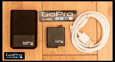 GOPRO BATTERY CHARGER for GOPRO ACTION CAM HERO5,6,7