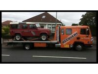 Jim Donnelly Vehicle Recovery Blantyre