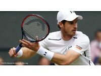 Andy Murray tickets - FACE VALUE