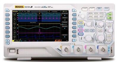 Rigol Ds1054z Digital Oscilloscopes - Bandwidth 50 Mhz Channels 4 New