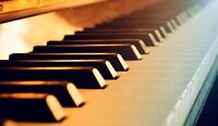 Private Piano Lessons in NW Calgary