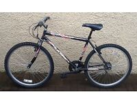 "Bike/Bicycle. GENTS SABRE "" HAVOC "" MOUNTAIN BIKE"