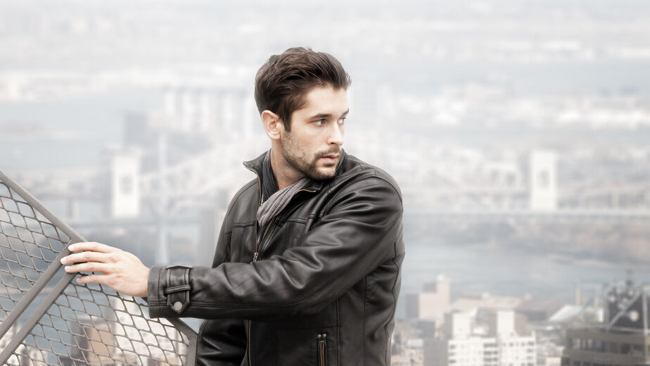 Leather Jacket Looks: Style Suggestions for Men | eBay