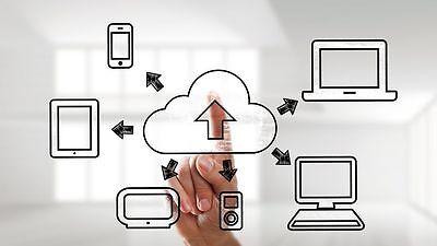 Nutze eine Cloud als digitalen Speicher