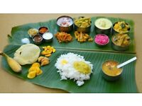 South Indian North Indian food weekly delivery London