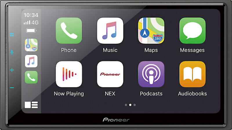 Pioneer DMH-W4660NEX Digital Multimedia Receiver