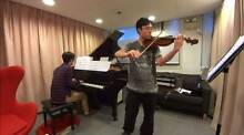 Violin Tuition Epping Ryde Area Preview